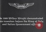 Image of Wilbur Wright Italy, 1909, second 12 stock footage video 65675040852