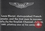 Image of Louis Bleriot France, 1909, second 5 stock footage video 65675040854