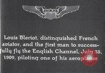 Image of Louis Bleriot France, 1909, second 6 stock footage video 65675040854