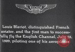 Image of Louis Bleriot France, 1909, second 11 stock footage video 65675040854