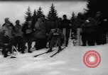Image of Alpine championship Bad Gastein Austria, 1957, second 10 stock footage video 65675040881