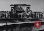 Image of Bahnhof blasted Berlin West Germany, 1959, second 9 stock footage video 65675040898