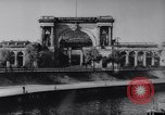 Image of Bahnhof blasted Berlin West Germany, 1959, second 10 stock footage video 65675040898