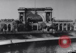 Image of Bahnhof blasted Berlin West Germany, 1959, second 11 stock footage video 65675040898