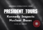Image of President Kennedy United States USA, 1962, second 3 stock footage video 65675040901