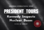 Image of President Kennedy United States USA, 1962, second 4 stock footage video 65675040901