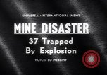 Image of Mine disaster Pennsylvania United States USA, 1962, second 5 stock footage video 65675040905