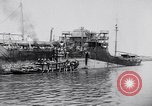 Image of Damaged ship Atlantic Coast, 1942, second 9 stock footage video 65675040908