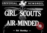 Image of Girl Scouts United States USA, 1942, second 2 stock footage video 65675040913
