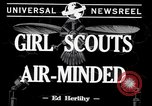 Image of Girl Scouts United States USA, 1942, second 4 stock footage video 65675040913