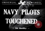 Image of Navy Pilots Athens Georgia USA, 1942, second 1 stock footage video 65675040916