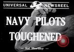 Image of Navy Pilots Athens Georgia USA, 1942, second 2 stock footage video 65675040916
