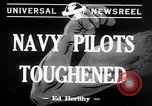 Image of Navy Pilots Athens Georgia USA, 1942, second 5 stock footage video 65675040916