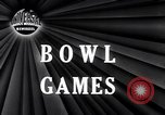 Image of Bowl games New Orleans Louisiana USA, 1947, second 2 stock footage video 65675040923