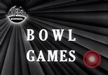 Image of Bowl games New Orleans Louisiana USA, 1947, second 3 stock footage video 65675040923