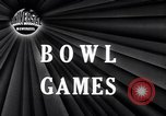 Image of Bowl games New Orleans Louisiana USA, 1947, second 4 stock footage video 65675040923