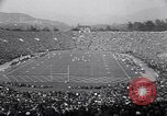 Image of Bowl games Pasadena California USA, 1947, second 6 stock footage video 65675040924