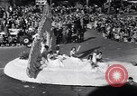 Image of Float parade Pasadena California USA, 1947, second 11 stock footage video 65675040925