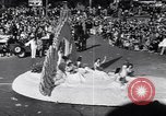Image of Float parade Pasadena California USA, 1947, second 12 stock footage video 65675040925