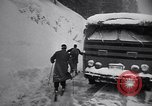 Image of rescue operations Stevens Pass Washington USA, 1947, second 11 stock footage video 65675040926