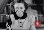 Image of Margaret Truman Washington DC USA, 1947, second 10 stock footage video 65675040930