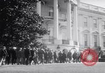 Image of President Eisenhower Washington DC USA, 1956, second 7 stock footage video 65675040932