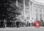 Image of President Eisenhower Washington DC USA, 1956, second 8 stock footage video 65675040932