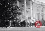 Image of President Eisenhower Washington DC USA, 1956, second 9 stock footage video 65675040932