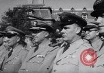 Image of President Eisenhower Washington DC USA, 1956, second 10 stock footage video 65675040932