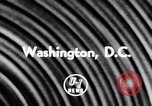 Image of Mamie Eisenhower Washington DC USA, 1956, second 2 stock footage video 65675040933