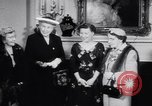 Image of Mamie Eisenhower Washington DC USA, 1956, second 8 stock footage video 65675040933