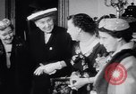 Image of Mamie Eisenhower Washington DC USA, 1956, second 10 stock footage video 65675040933