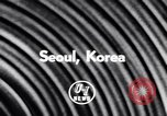 Image of Korean elections Seoul Korea, 1956, second 2 stock footage video 65675040934
