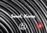 Image of Korean elections Seoul Korea, 1956, second 3 stock footage video 65675040934