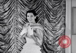 Image of Fashion Parade New York United States USA, 1956, second 10 stock footage video 65675040936