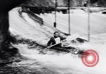 Image of Kayak skippers Germany, 1956, second 10 stock footage video 65675040938