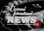 Image of Air Display Moscow Russia Soviet Union, 1956, second 1 stock footage video 65675040945