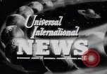 Image of Air Display Moscow Russia Soviet Union, 1956, second 7 stock footage video 65675040945