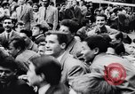 Image of Students riot Paris France, 1956, second 9 stock footage video 65675040946