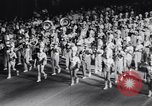 Image of Float parade Miami Florida USA, 1956, second 4 stock footage video 65675040949