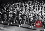 Image of Float parade Miami Florida USA, 1956, second 6 stock footage video 65675040949