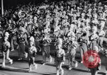 Image of Float parade Miami Florida USA, 1956, second 7 stock footage video 65675040949