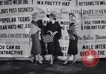 Image of Fashion parade New York United States USA, 1956, second 8 stock footage video 65675040950