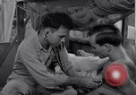 Image of sick patients Green Island South Pacific, 1944, second 8 stock footage video 65675040961