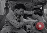 Image of sick patients Green Island South Pacific, 1944, second 10 stock footage video 65675040961