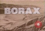 Image of Borax transport by 20 mule teams Death Valley California USA, 1894, second 7 stock footage video 65675040984