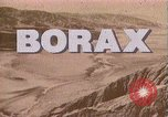 Image of Borax transport by 20 mule teams Death Valley California USA, 1894, second 10 stock footage video 65675040984