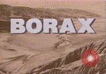Image of Borax transport by 20 mule teams Death Valley California USA, 1894, second 12 stock footage video 65675040984