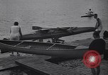 Image of Regatta Prague Czechoslovakia, 1940, second 7 stock footage video 65675040999