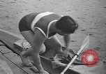 Image of Regatta Prague Czechoslovakia, 1940, second 9 stock footage video 65675040999